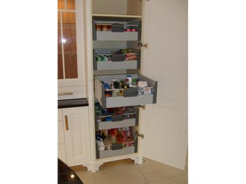 Pull Out Larder Drawers