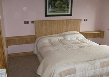 Bed Headboard Oak