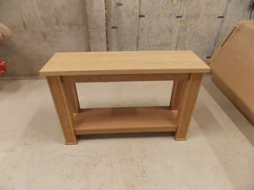 Hall Table Oak