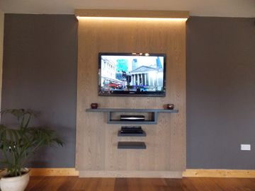 Modern TV Display Cabinet
